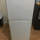冷蔵庫 東芝 120L 白 <美品>