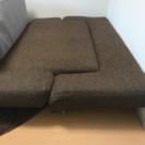 ソファベッド セミダブルサイズ