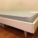ikea アメリカ製 シングルベッド