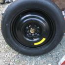 応急用タイヤ