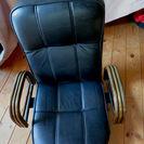 夏用のレザー座椅子ー6段リクライニング