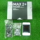 Wi-Fi WALKER Wi-Fiルーター WiMAX2+ HD...