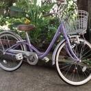 キッズ (女の子)自転車 22インチ
