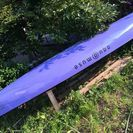 アクアミューズ141 セーリングカヌー 使用少ない美艇!セールその...
