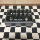 A3GP albit 真空管搭載プリアンプ ギター