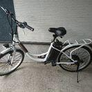 【7月25日までお値下げ中】美品!電動自転車 22インチ アシスト...