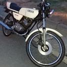 ヤマハRD50