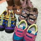 大幅値下げ‼︎14センチ靴5足