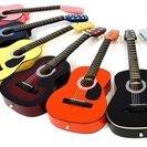 新品保証書付き お子様用ミニアコースティックギター SepiaCr...