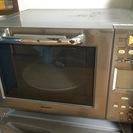 【格安】電子レンジ  兼  トースター