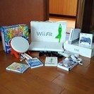 Wii本体・WiiFit・太古の達人(太古付き)セット