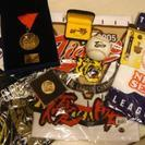 阪神タイガース2005年優勝メダル&タオル&Tシャツ