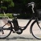 【美品】電動アシスト自転車 (passe)