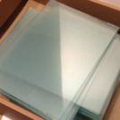 ガラス板 A4サイズ 厚さ約1.3mm 重さ約200g 1枚からO...