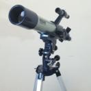 天体望遠鏡  便利なアイピース内蔵