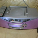 SHARP   1Bitデジタルシステム CD・MD SD-FX10