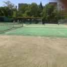7月17日 大島小松川公園でテニスしませんか?