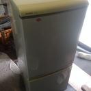 SHARP 冷蔵庫 2007年製 SJ-S14K 135㍑