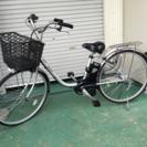 配達可 2か月使用美品 vivi パナソニック 電動アシスト自転車