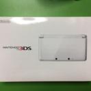 【新品】ニンテンドー3DS ピュアホワイト 3ds