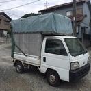 アクティ 軽トラ 軽貨物 幌付き 12万円