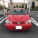 【ポッキリ価格】ワーゲン ポロ ETC HDDナビ 車検有