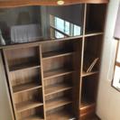 スライド式 本棚
