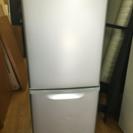 パナソニック 138L 冷蔵庫 (2009年製)予約済