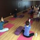 yoga教室500円  /  65歳以上限定クラス 初心者大歓迎!...