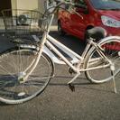 [取り引き中]自転車26インチ