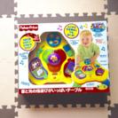 ♡フィッシャープレイス♡テーブル型知育おもちゃ