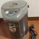 美品 象印 マイコン電気ポット 3リットル 大容量 97年製