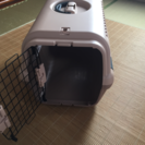 [美品]犬猫 キャリーバック リッチェルMサイズ