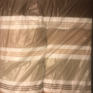 コーナンの布団セット 値下げました。
