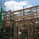 木造建て方 鳶職 フレーマー