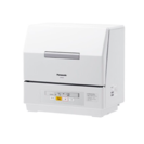 【美品】Panasonic 食器洗い乾燥機 NP-TCR3
