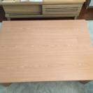 ニトリ コタツテーブル