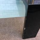 無料 ガラス製テーブル
