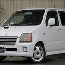 【誰でも車がローンで買えます】H14 ワゴンR RR 白 完全自社...