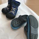 12〜13センチ、ベビー靴
