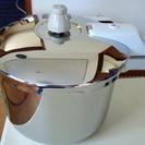 アサヒ軽金属活力鍋SW ガス専用 圧力鍋 圧力なべ