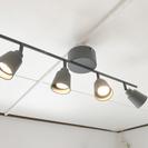 IKEA シーリングライト+LED電球4個
