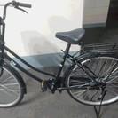 自転車お譲りいたします