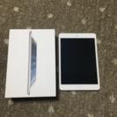 iPad mini16Gwifiモデル(シルバー)今月末迄の出品