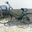 中古自転車24インチ