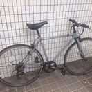 【26-31日取引のみ】miyata 自転車 クロスバイク シティバイク