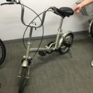 【急募:7/16対応可能な方限定】折りたたみ自転車