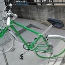 シマノ6段変速 クロスバイク 700x28C 引き取りに来られる方限定