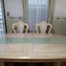 輸入家具 ダイニングテーブルセット