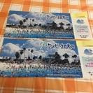 サンビーチ日光川チケット